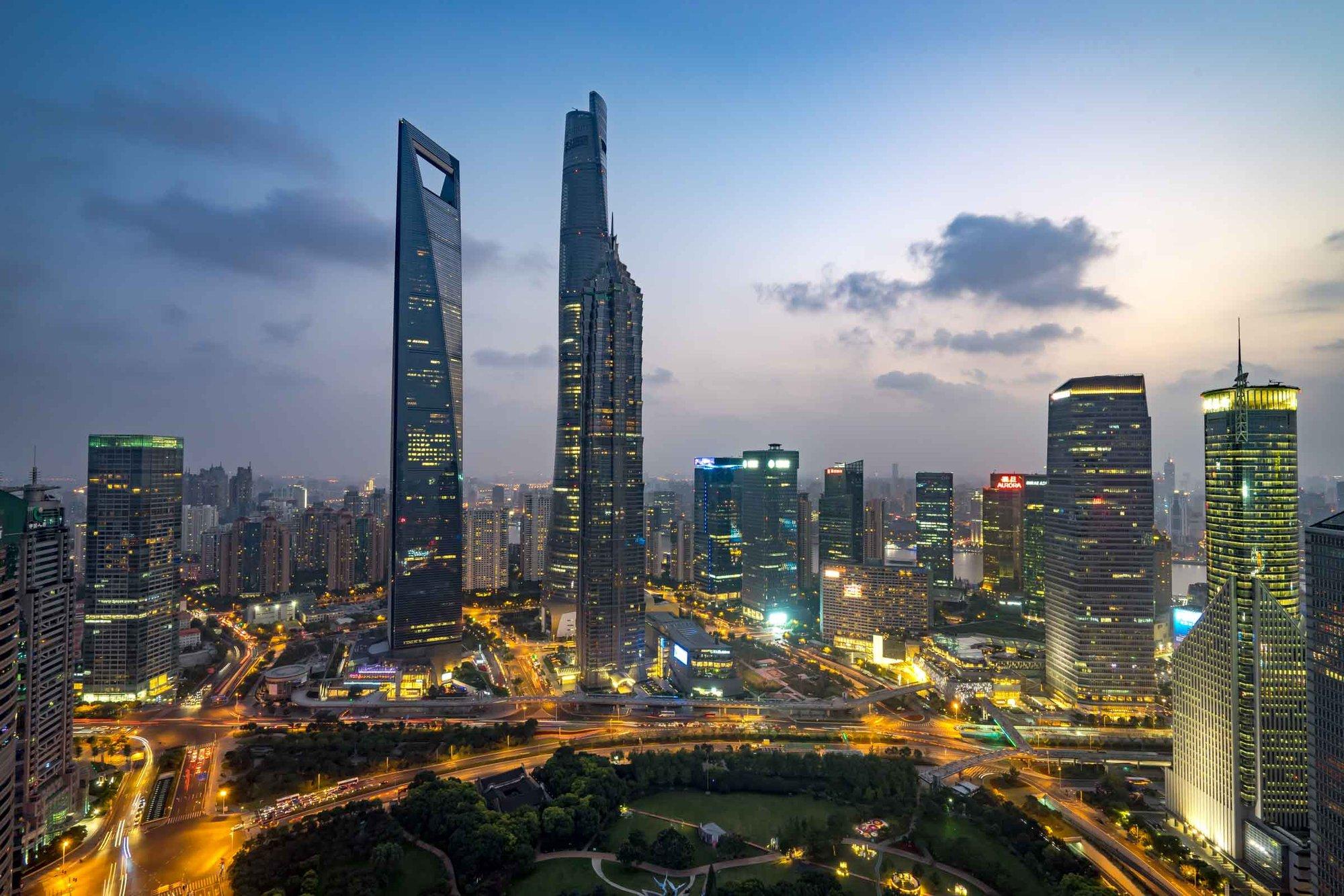 城市的规模到底该多大 学者:中国应该有几个超级城市