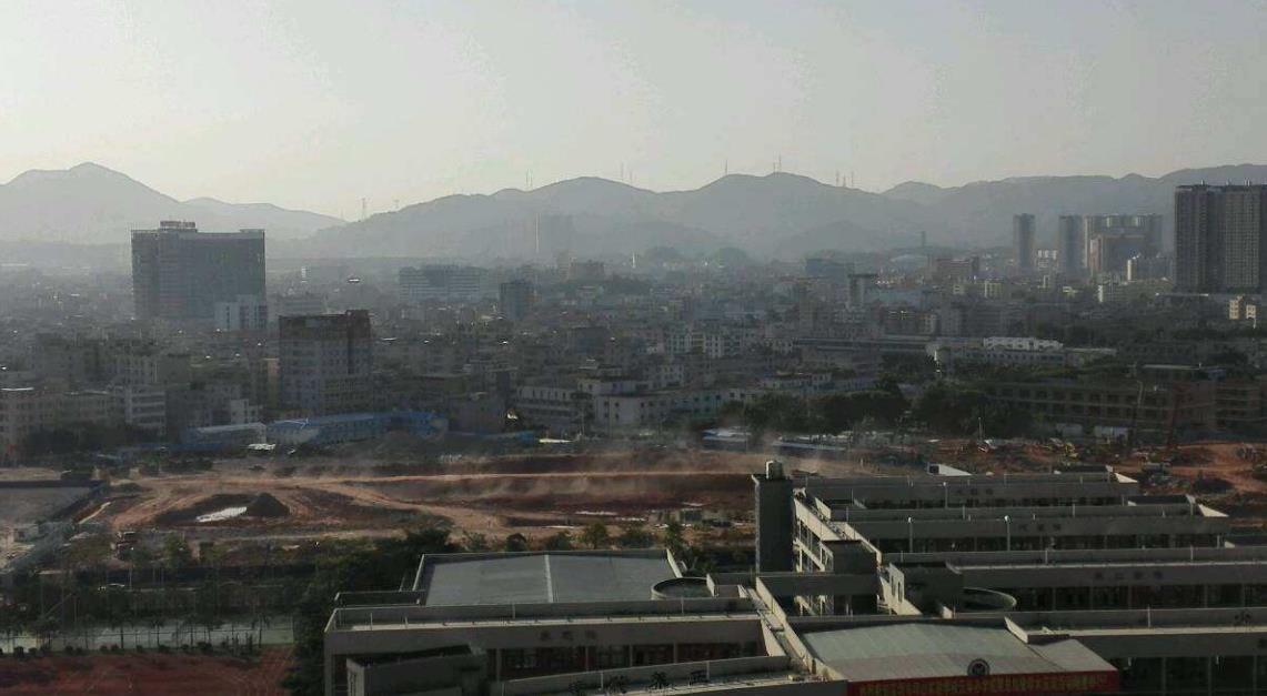 黑龙江严控扬尘污染 施工不防尘将记入信用档案