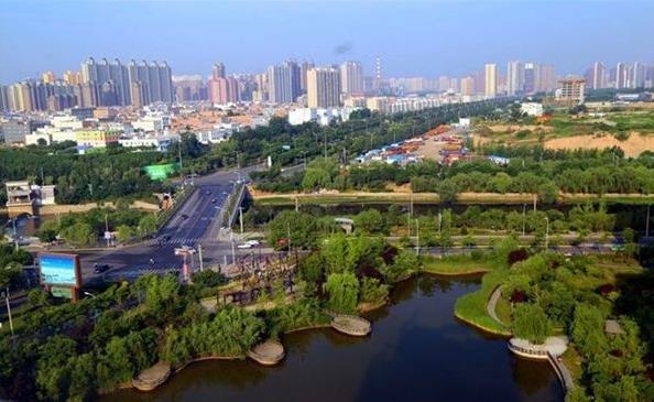 """西安:从试点到推广 城市正在变身""""海绵"""""""