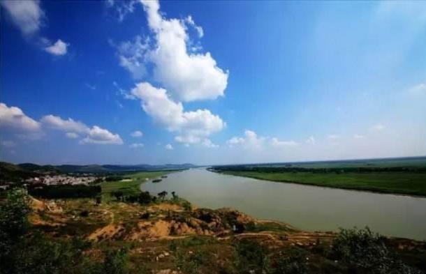 淮河生态经济带规划获批 临沂迎国家级战略