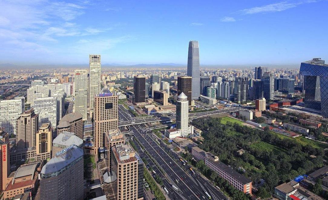 """新经济占比三成 北京经济""""新""""动不已"""