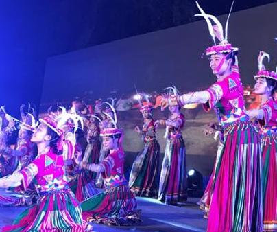 四川省第八届乡村文化旅游节(冬季)在平武开幕