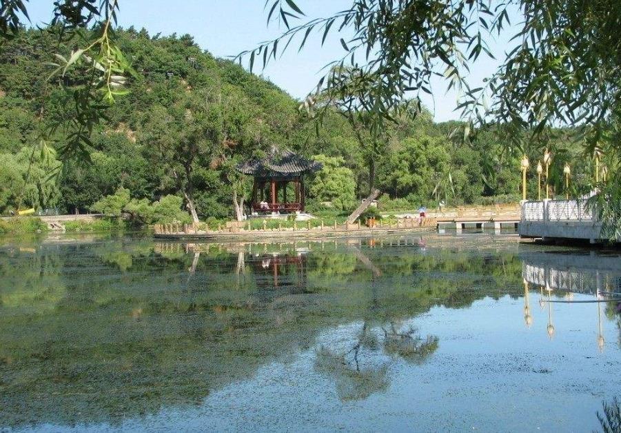 吉林市:山水相亲铺就秀美生态画卷