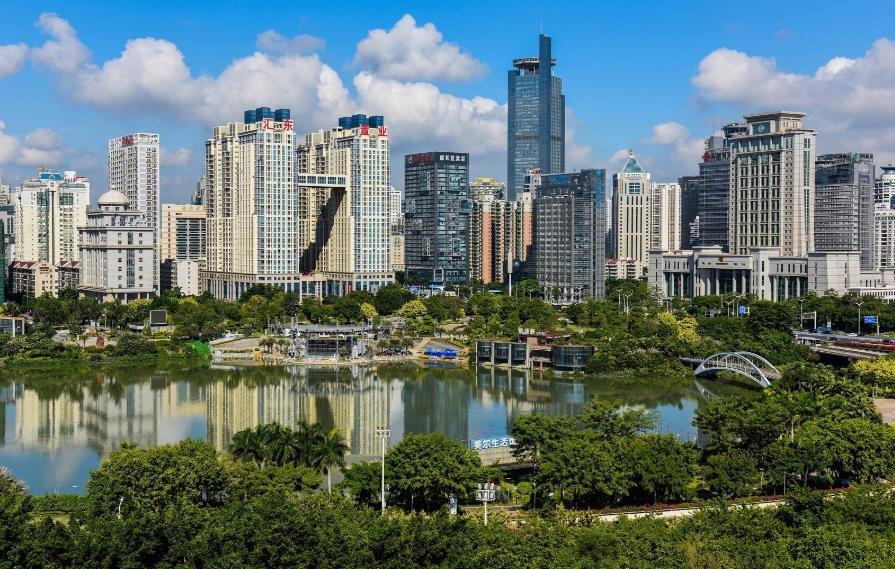 南宁:走绿色发展之路  绘美丽生态画卷
