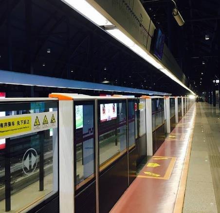 """陕西:地铁""""扒门""""拟罚100元至500元"""