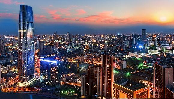 """雄安新区入选""""2018年WFBA中国最具投资潜力城市50强""""榜单"""