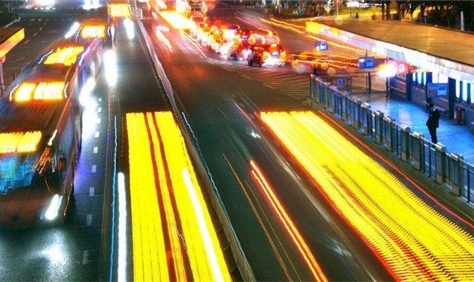 北京城市夜景观光公交将于7月23日首次开通运营