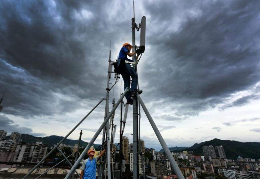 北京联通首批5G基站启动
