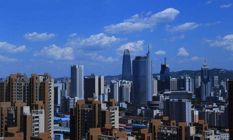 """济南:一座全力以赴建设""""大强美富通""""现代化省会的城市"""