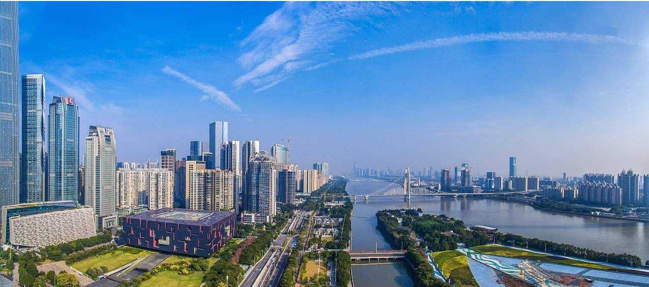 """越秀:打造广州科技创新""""CBD"""""""