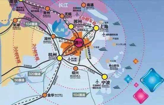 长三角三年内将形成世界级城市群框架