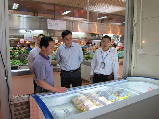 紧急开展调料和生鲜食品专项监督检查