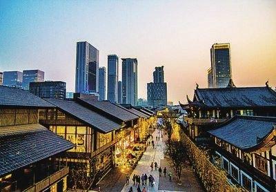 去年成都GDP超1.2万亿 固定资产投资居副省级城市第一