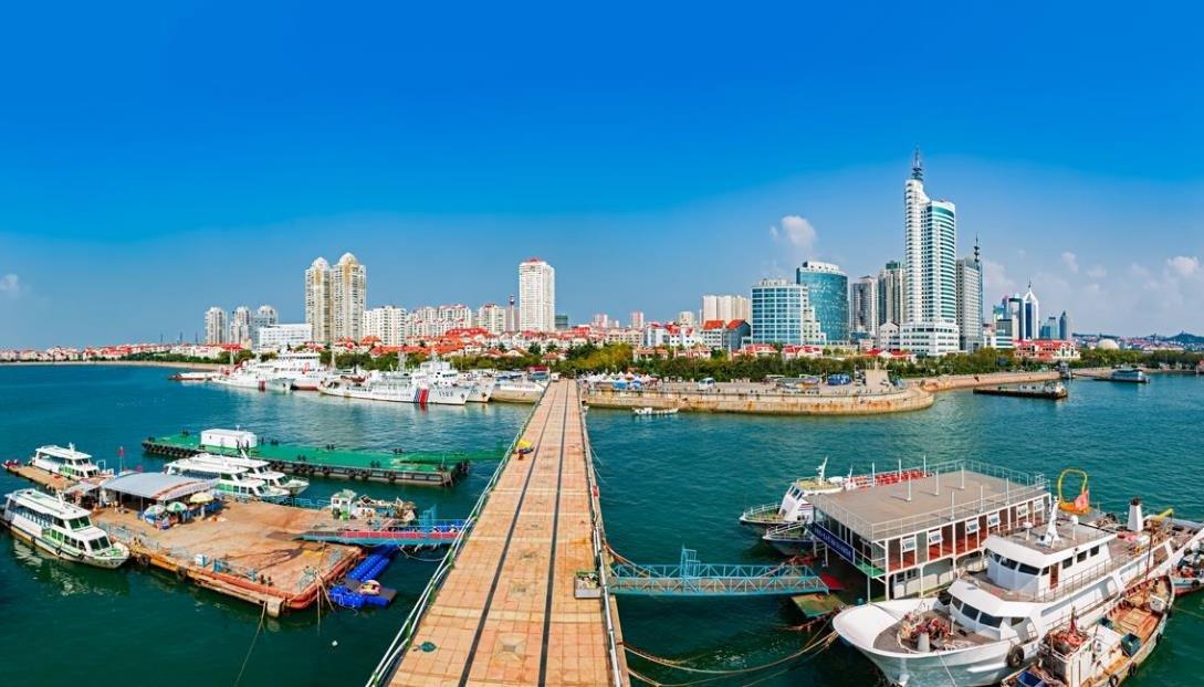 青岛追求高质量发展新目标