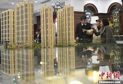 中国多地出台楼市调控政策引导楼市回归平稳发展轨道