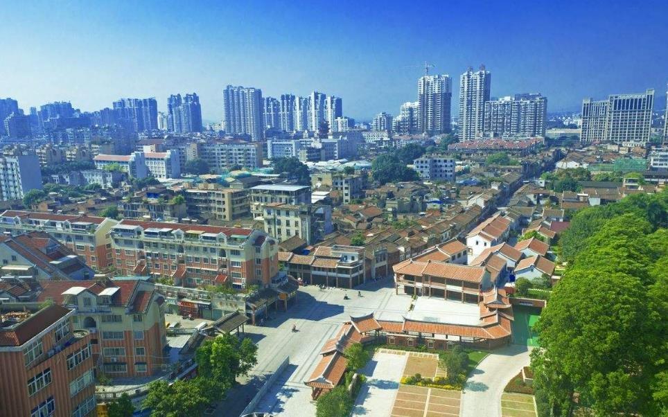 """漳州色彩之笔""""点睛""""城市之魂"""