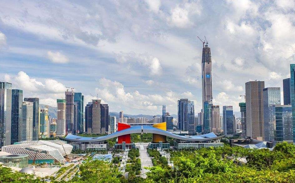 深圳2030年将建成可持续发展创新城市