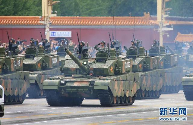 (时政)(5)纪念中国人民抗日战争暨世界反法西斯战争胜利70周年大会专项演练顺利举行