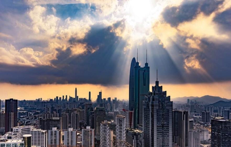 """打造国内新型智慧城市标杆:深圳拿出""""六个一"""""""