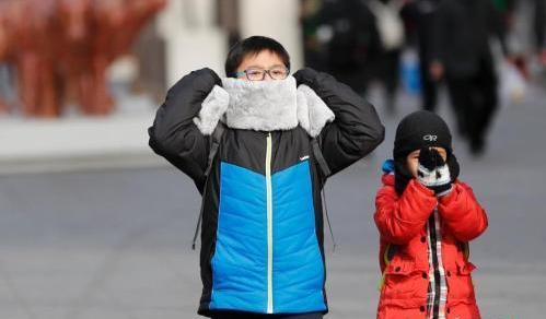 中国多地气温破今冬新低 局地将迎初雪