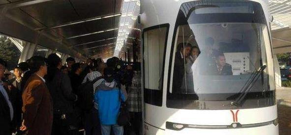"""广州构建""""公交都市"""" 多模式城市公共交通初见成效"""
