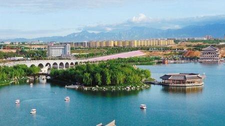 西安争创新狐最佳城市 建设绿色花园之城