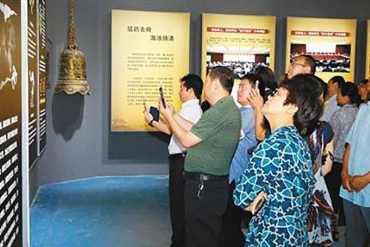 西安67人涉魏民洲问题被处理 多人送其名人字画