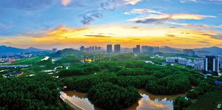 """打造生态宜居城市 惠州环大亚湾将更有""""国际范儿"""""""