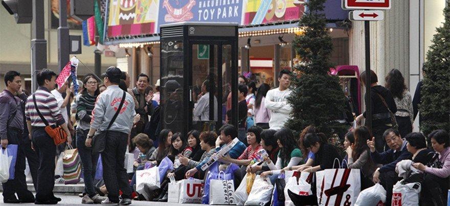 数据显示:中国游客去年境外消费2610亿美元
