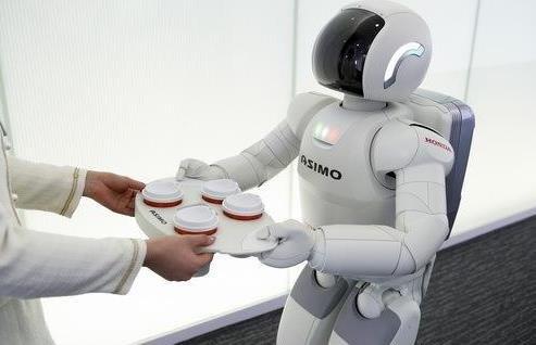 机器人取代工人?没那么夸张