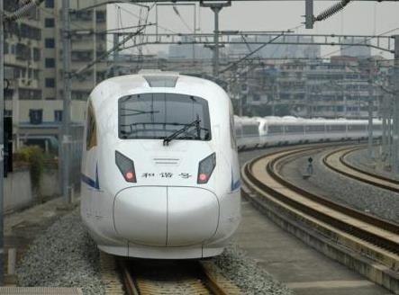 天津新增至广州成都重庆高铁