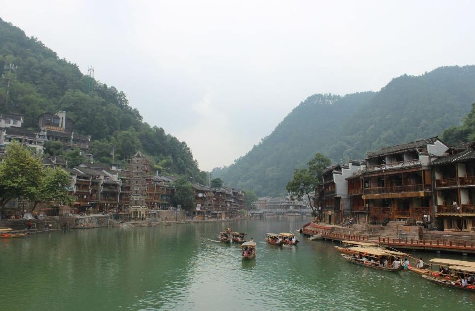 湖南坚持生态优先对接长江经济带发展