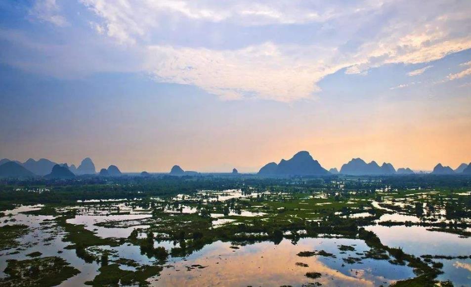 工业城市展开山水画卷——广西柳州绿色发展提升城市气质