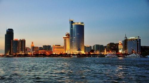 厦门:美丽的大都市正在崛起