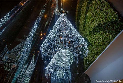 独家探寻香港冬日浪漫地图