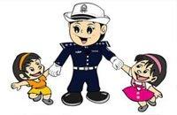 长春5000名公安警力冒雨开展宣传活动