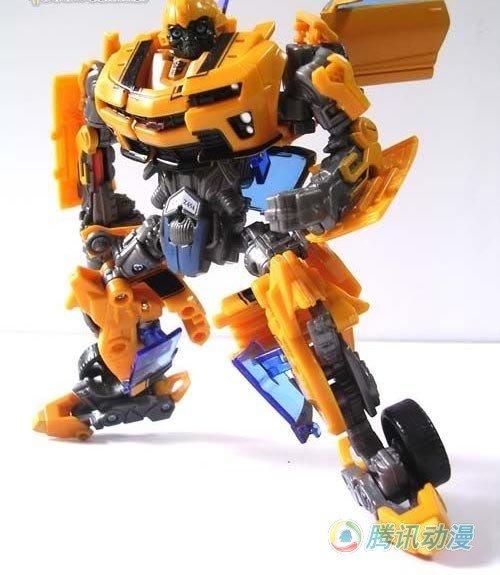 玩具模型大黄蜂