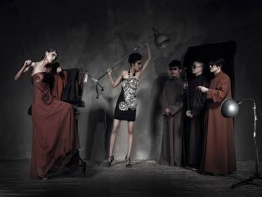 09草根美女也时尚:时尚大片之最