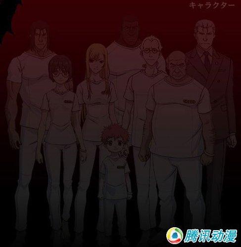 动画电影[古城荆棘王]5月1日上映