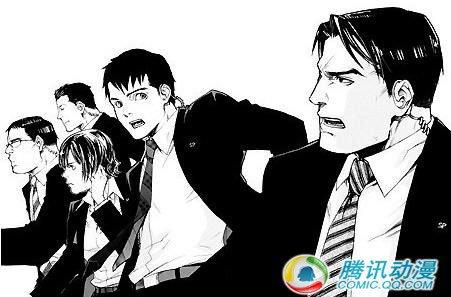 人气连续剧[SP要人警护官]漫画化