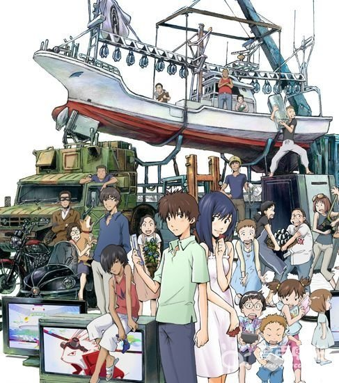 2009日本动漫助力日本电影业复苏