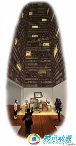 日本川崎藤子博物馆将2011年开馆