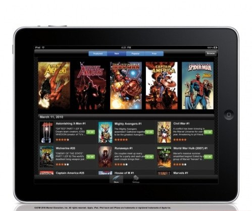 数字未来 迪斯尼发布iPad动漫软件