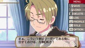 《黑塔利亚》即将推出PSP游戏!