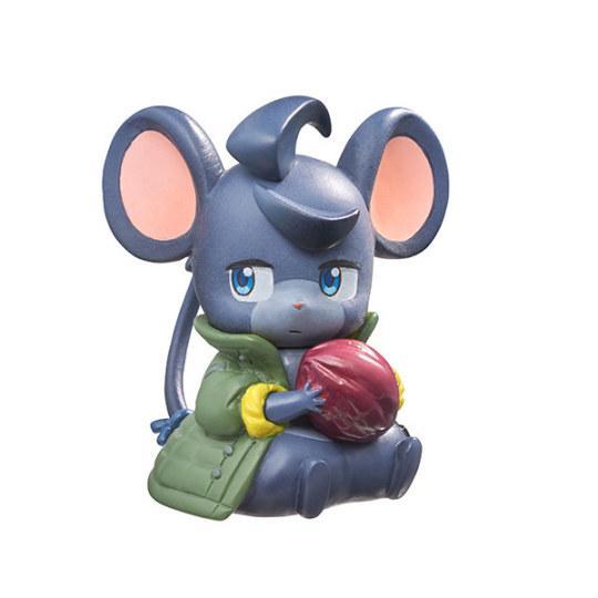 《铁血的奥尔芬斯》推出角色猫鼠化系列手办