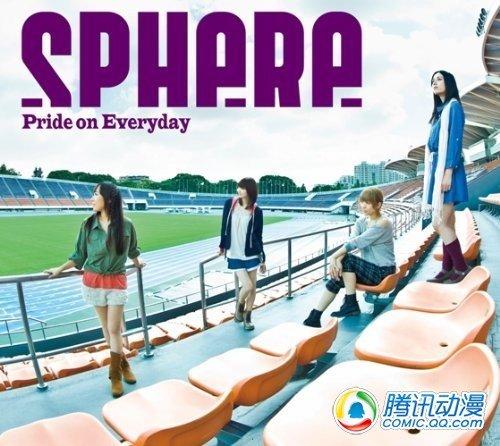 Sphere第11单曲周销量排行位列第八