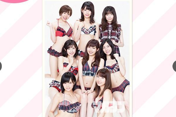 AKB48人气下滑?六成以上日本民众对AKB48没兴趣