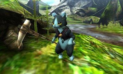 DAIGO打头阵:《怪物猎人X》名人随从猫配信