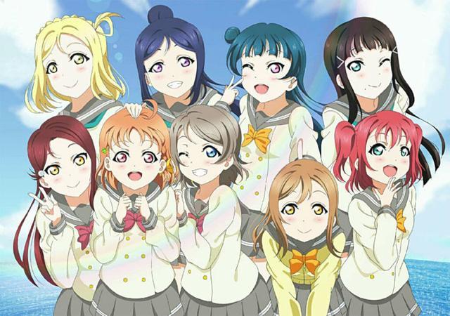 《LoveLive!Sunshine!!》第2弹官方粉丝书将于6月发售
