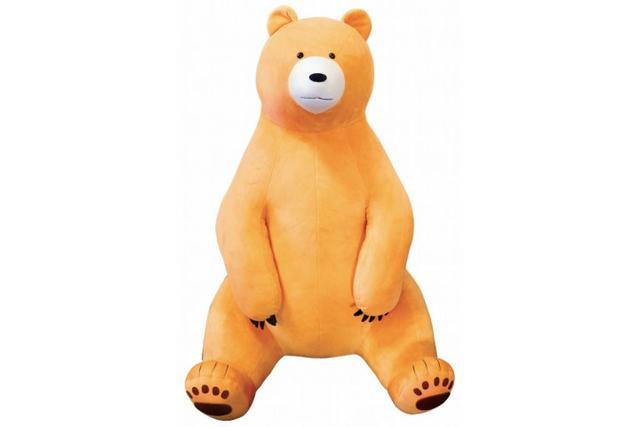 《熊巫女》幼女小町抱枕套和阿夏毛绒玩具发售